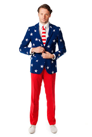 Opposuit, Stars and Stripes