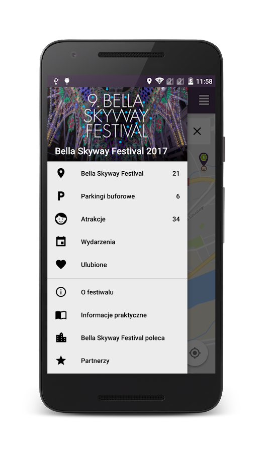 Bella Skyway Festival 2017- screenshot