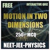 NEET MOTION IN TWO DIMENSION