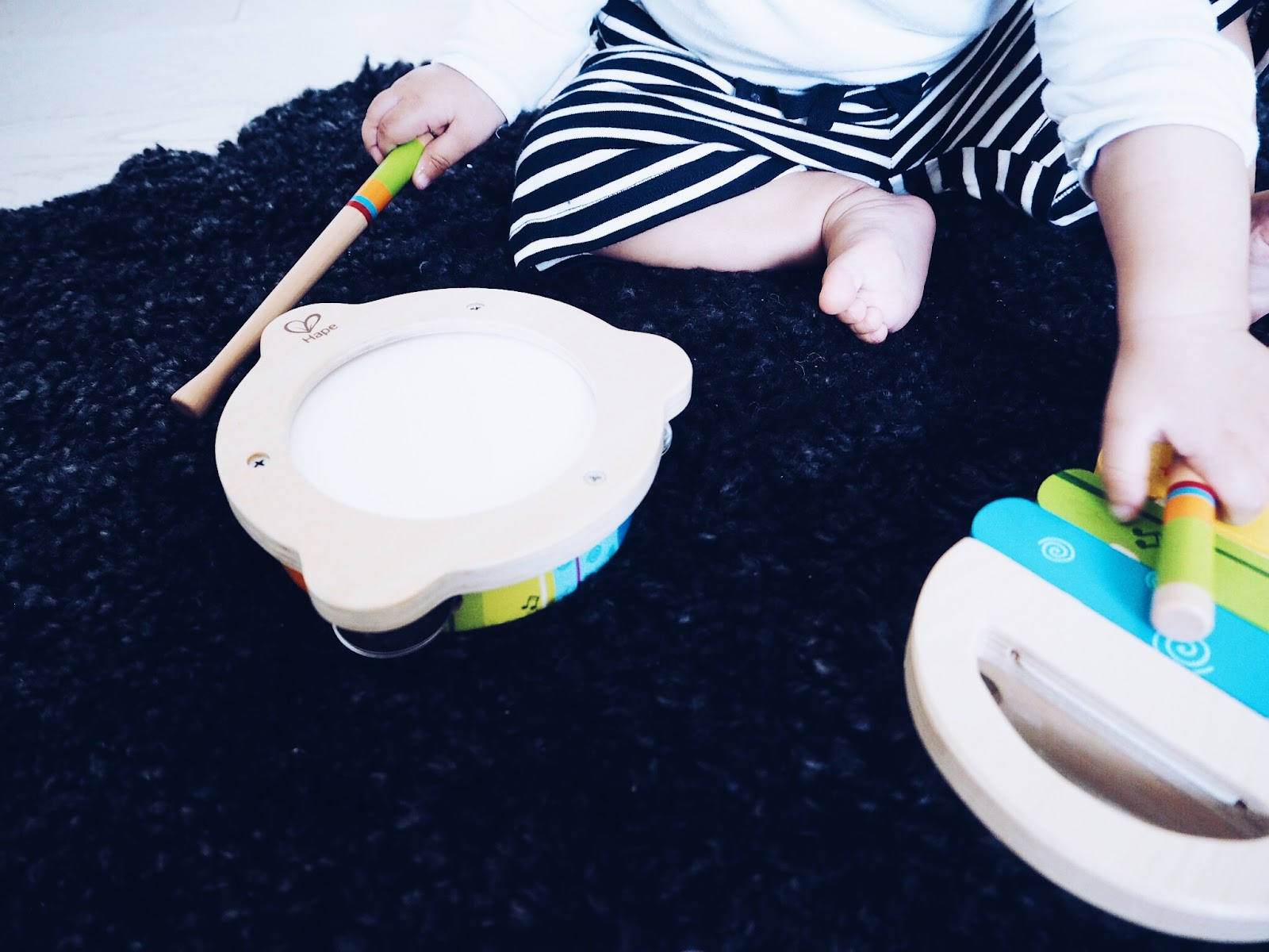 HAPE - Green and Sustainable baby toys