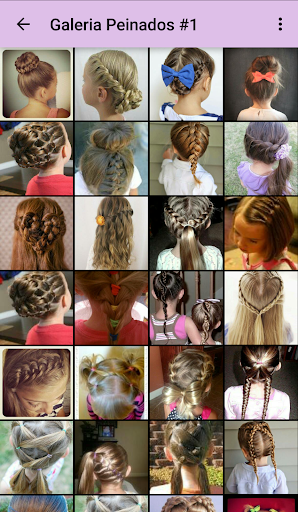Hairstyles for girls 1.0 screenshots 3