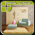 Minimalist Interior Home Decor icon