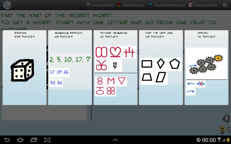Скриншот IQ FitFun Lite