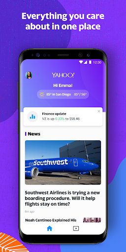 Yahoo - News, Mail, Sports 1.8.1 app download 1