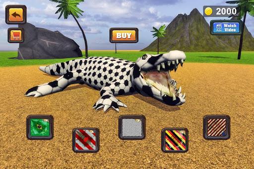Angry Crocodile Family Simulator: Crocodile Attack filehippodl screenshot 12