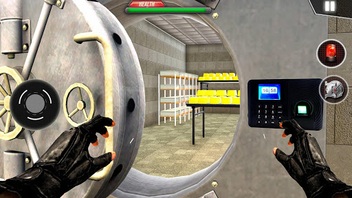 Grand Bank Robbery Vegas Heist : Real Shooting apktram screenshots 6