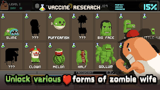 Code Triche My Zombie Wife APK MOD screenshots 3