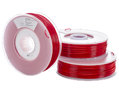 Ultimaker Red ABS Filament - 3.00mm (0.75kg)