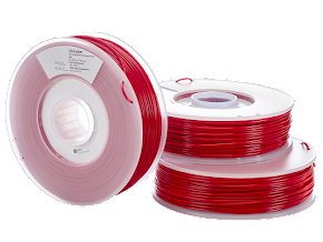 Ultimaker Red ABS Filament - 3.00mm (0.75kg)
