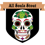 Button All Souls Stout