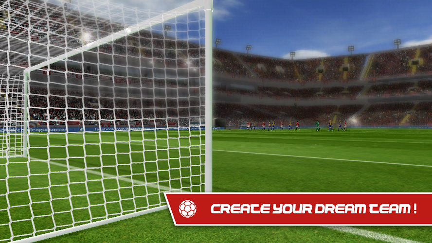 Dream League Soccer 2016 - screenshot