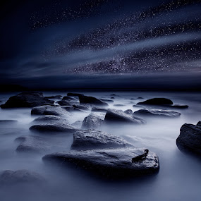 The sound of Silence by Jorge Maia - Landscapes Starscapes