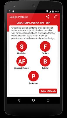 All Design Patterns - screenshot