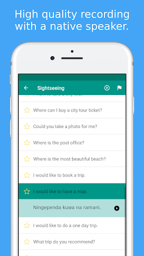 Simply Learn Swahili screenshots 2