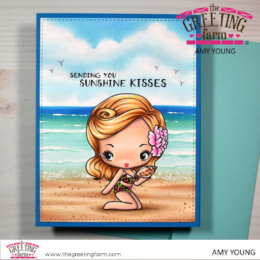 Sunshine kisses...