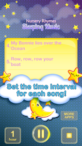 Nursery Rhymes Sleeping Music screenshot 2