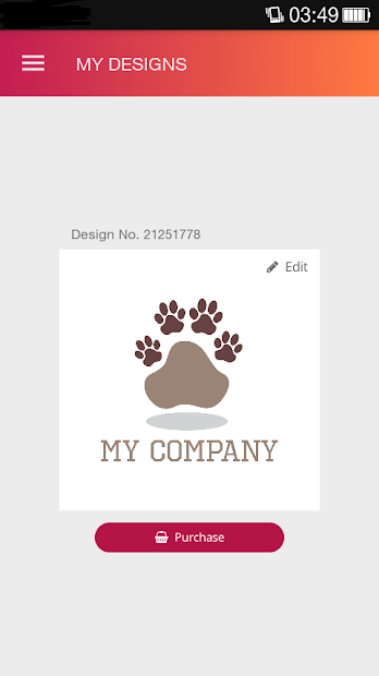 Logo Maker by DesignMantic screenshot 3