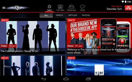 The Voice UK screenshot 7