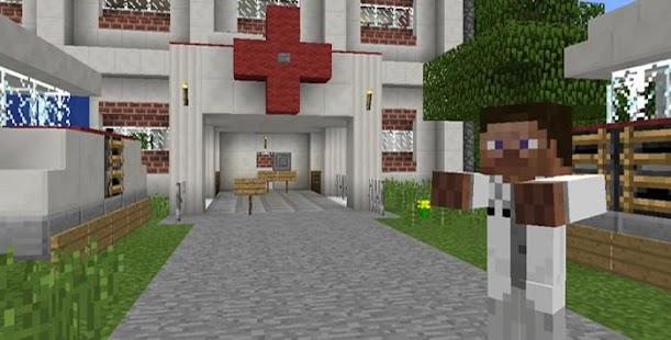 Doctor Husk for Minecraft - náhled