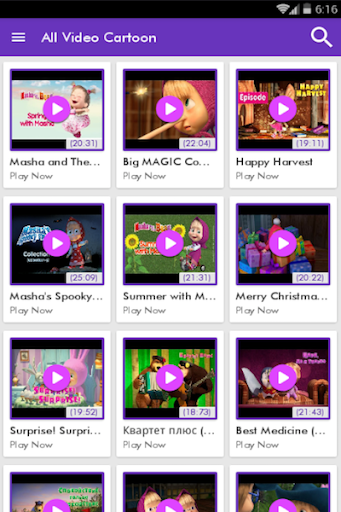 Masha and The Bear New 1.0 screenshots 3
