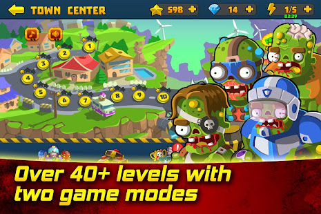 Mod Game SWAT vs ZOMBIES - Free Defense Strategy Game 2020 for Android