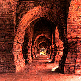 by Arijit Banerjee - Buildings & Architecture Architectural Detail (  )