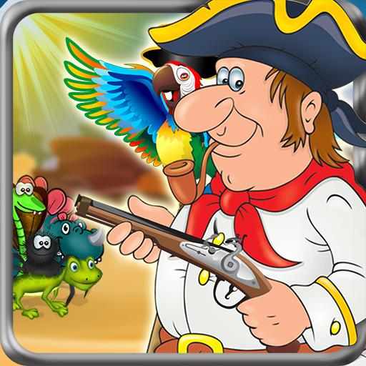Pirate Mine Attack