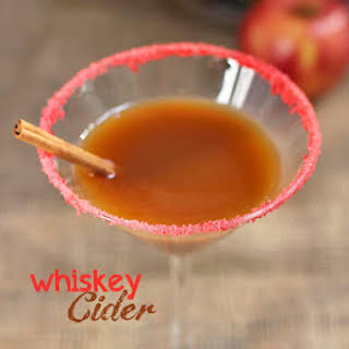 Whiskey Cider.