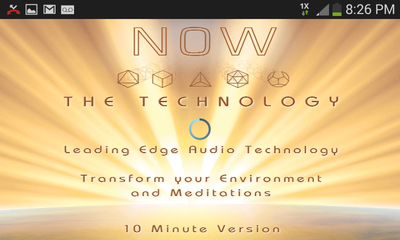 NOW The Technology - 10 Minute- screenshot