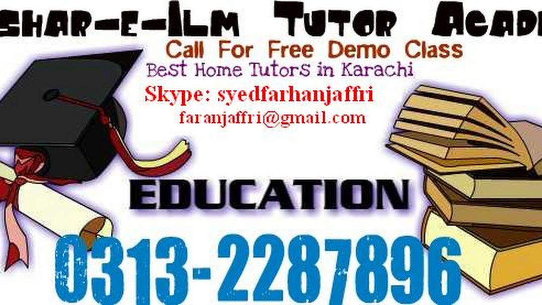 O'level Home Tutor Academy Karachi Private Tuition Coaching Center