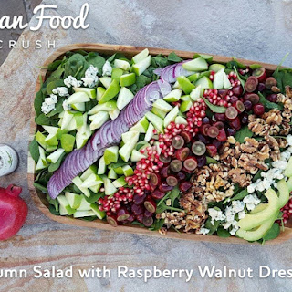 Raspberry Vinegar And Walnut Oil Dressing Recipes