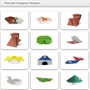 Full Origami - náhled