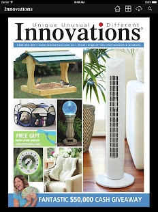 Innovations Catalogues- screenshot thumbnail