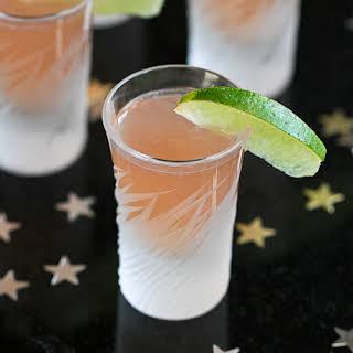 Cranberry Kamikaze Shot or Cocktail.