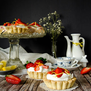 Condensed Milk Lemon Tart Recipes