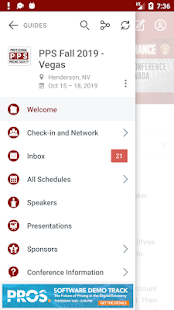 PPS Mobile App & Guides - náhled