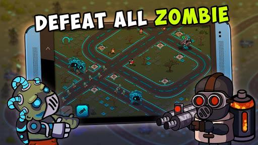 Cyborg Zombie Defence