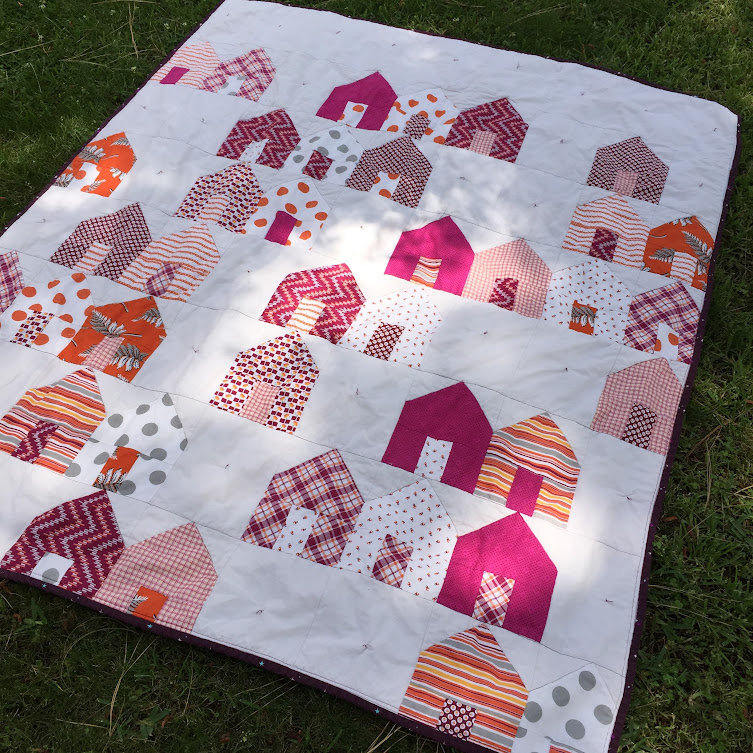 Happy Home Quilt