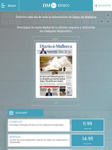 Kiosco Diario de Mallorca - náhled