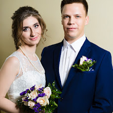 Wedding photographer Roman Griev (Ghosterzzz). Photo of 14.03.2017