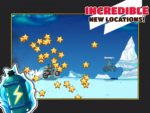Extreme Bike Trip - screenshot