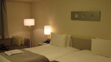 Photo: Nov. 21 (Monday) Richmond Hotel, Narita