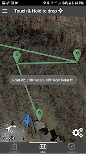 Land Nav Assistant- screenshot thumbnail