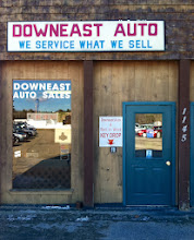 Photo: Downeast Auto Repair in South Waterboro, ME proudly displaying their BBB Accreditation