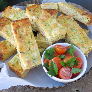 Zucchini Slice Without Flour Recipes.
