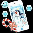 Christmas Snowman Theme APK