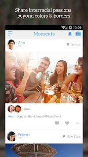 Mixy - Interracial Dating App- screenshot thumbnail