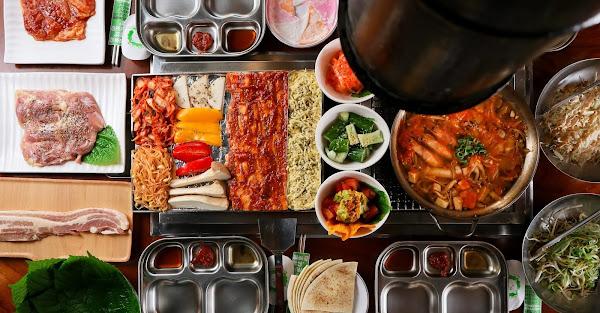 菜豚屋 VEGE TEJI YA|管他韓式日式 自種生菜吃到飽 燒肉10000種吃法 快來挑戰就是啦!