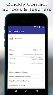 Blanco ISD- screenshot thumbnail