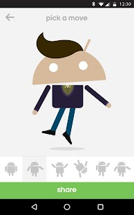 Androidify- screenshot thumbnail